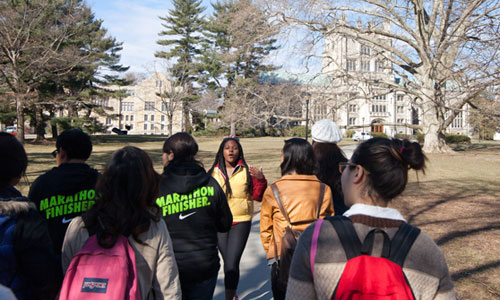 Vassar Campus Tour